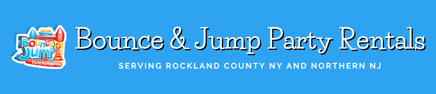 Bounce and jump rentals Rockland and Bergen County